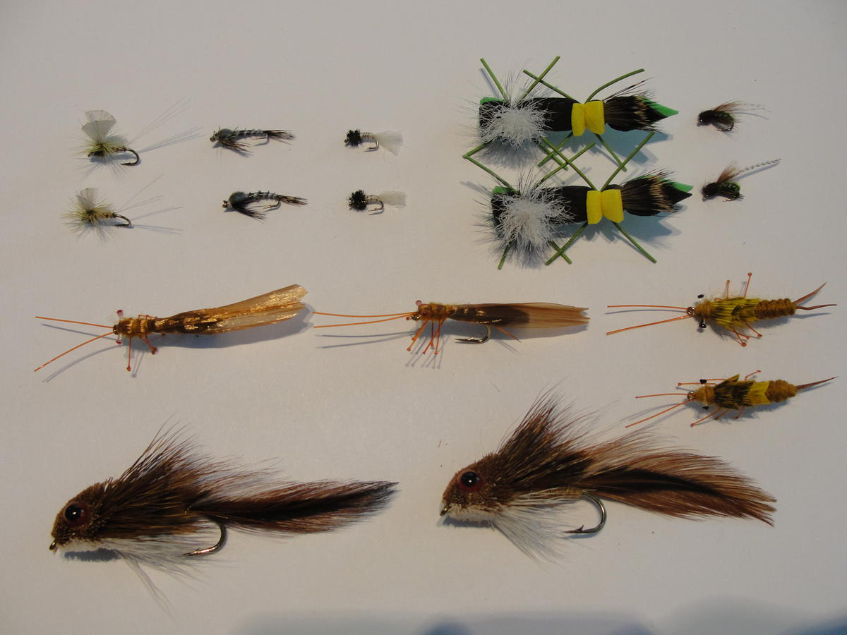 Fly fishing intermediate gift fly collection trout pro store for Fly fishing gifts